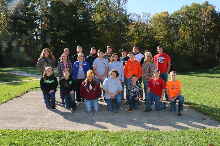 Hunter Education Class - October 10-11, 2015
