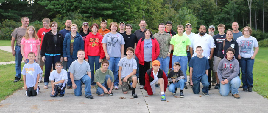Hunter Education Class - September 2014