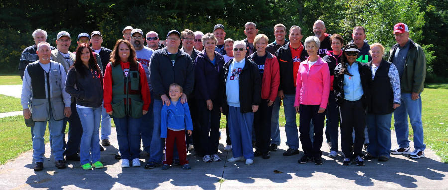 All Participants of the Dean Beck Memorial Shoot