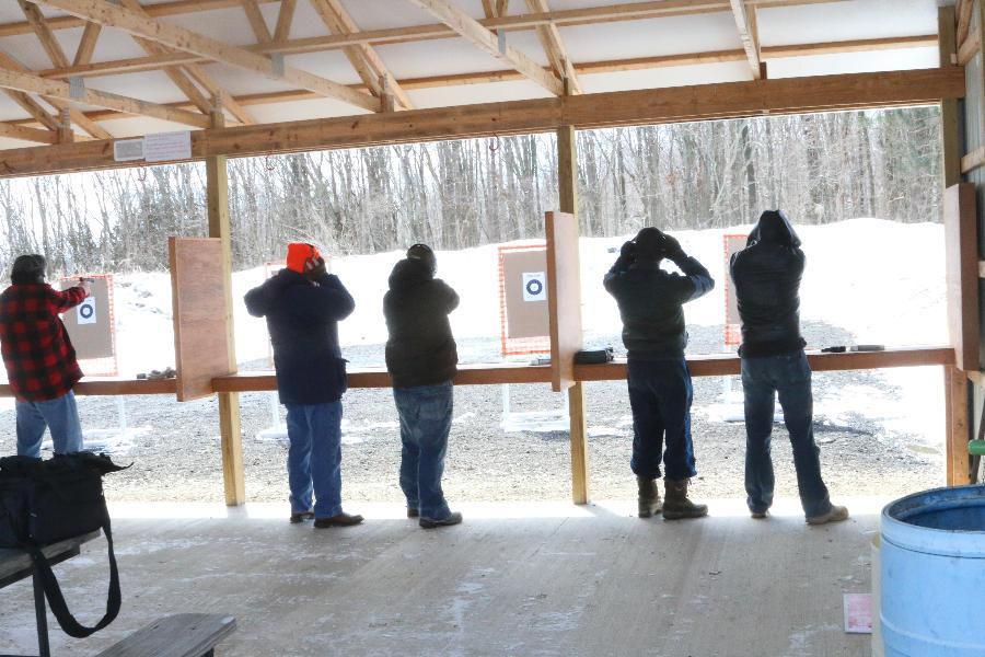 Pistol Range!