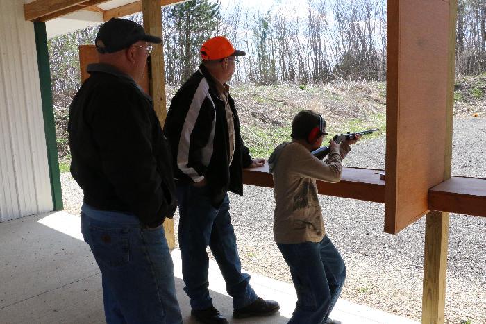 22 rimfire rifle