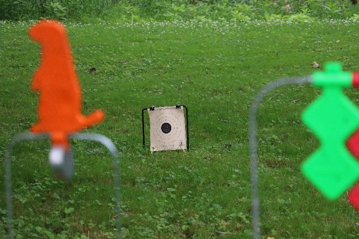 The Far target