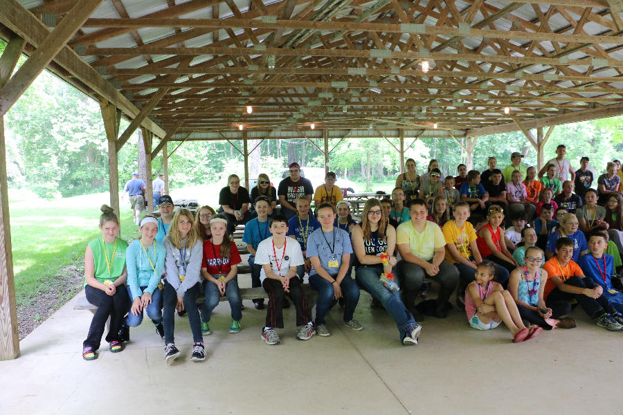 Campers photo of the left side
