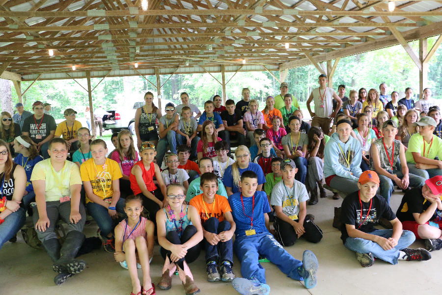 Campers photo of the center section