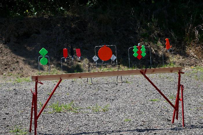 Rifle setup