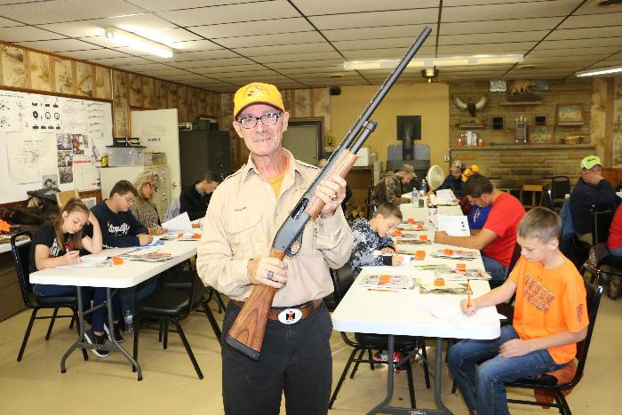 Vaughn Thomas - Rifles